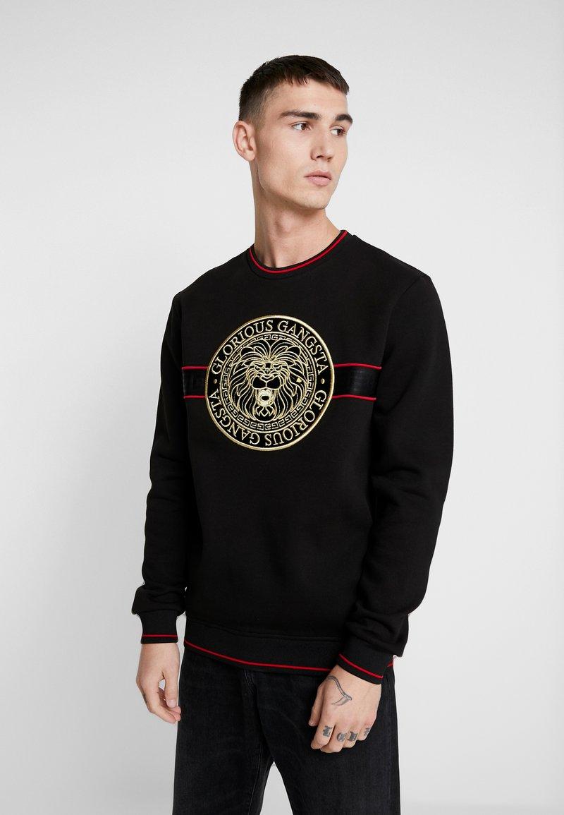 Glorious Gangsta - PROPSECT LOGO - Sweatshirt - black