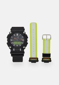 G-SHOCK - NEW GA HEAVY DUTY STREET SET - Horloge - black - 0