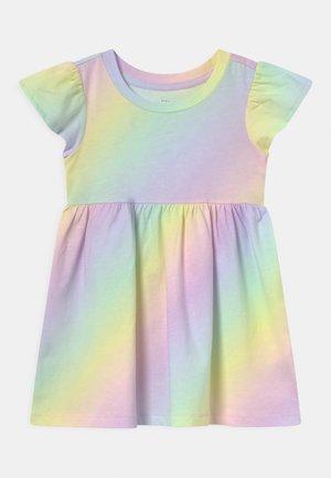 TODDLER GIRL SKATER DRESS - Jersey dress - purple ombre
