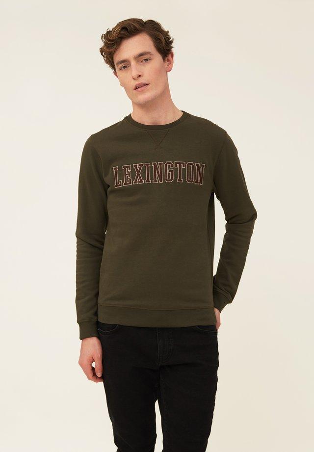 BARRY - Sweatshirt - green