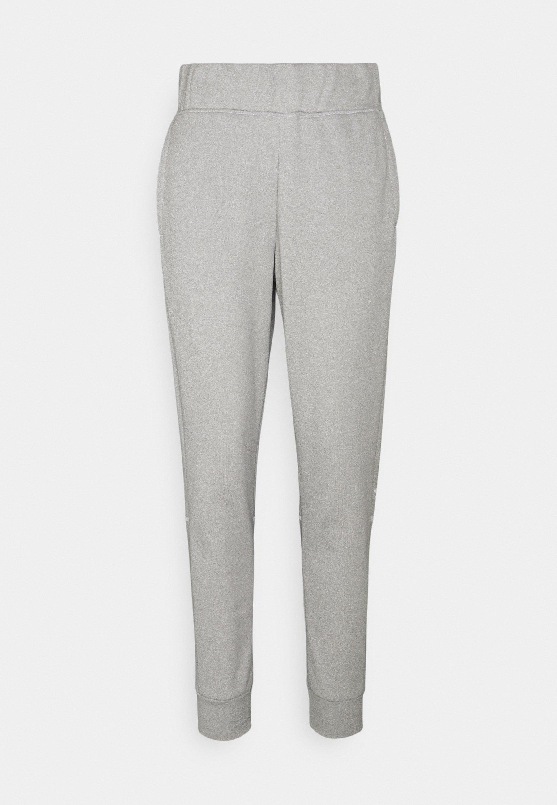 Femme EXPLORATION  - Pantalon de survêtement - light grey heather/white