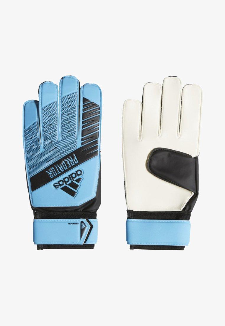 adidas Performance - PREDATOR TRAINING GOALKEEPER GLOVES - Fingerhandschuh - blue