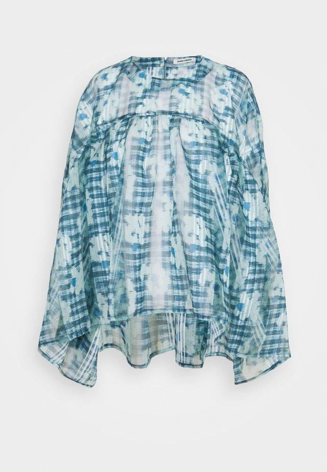 LAVA BLOUSE - Blouse - mint blue