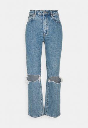 VENICE STRAIGHT - Jeans straight leg - denise rip