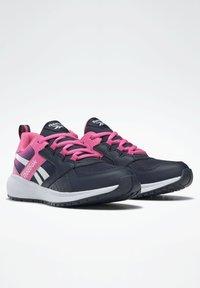Reebok - REEBOK ROAD SUPREME 2 SHOES - Stabilty running shoes - blue - 3
