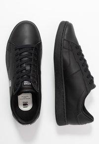 G-Star - CADET - Sneakers laag - black - 1