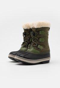 Sorel - YOOT PAC - Winter boots - hiker green - 1