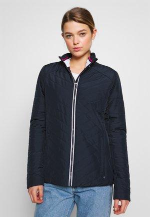 LECIA - Light jacket - dark navy