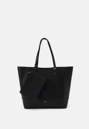 SET - Shoppingveske - black