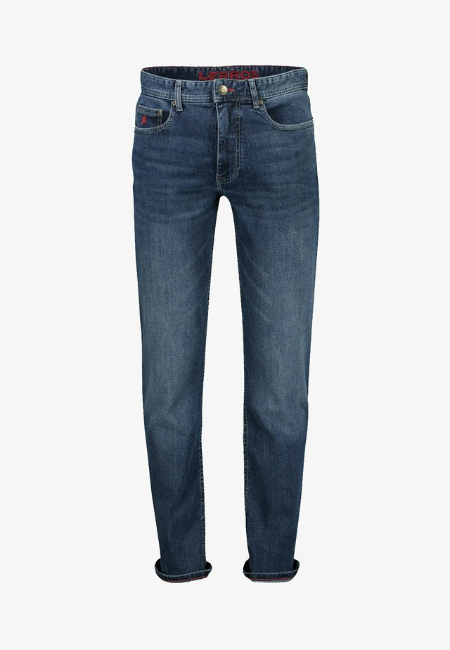 ARUN - Relaxed fit jeans - sports blue