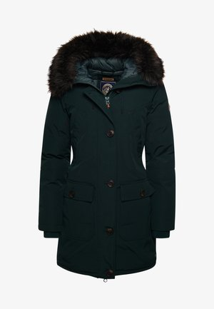 ROOKIE - Down coat - emerald green