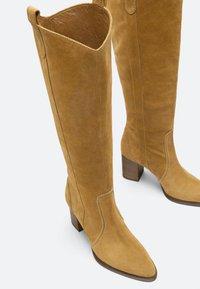 Uterqüe - Boots - brown - 3
