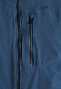 Regatta - PULTON - Hardshellová bunda - dark denim - 5
