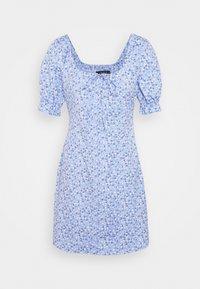 Trendyol - Vestido informal - light blue - 3