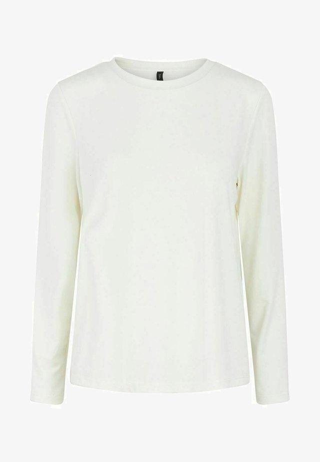 T-shirt à manches longues - bright white