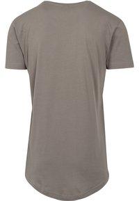 Urban Classics - SHAPED LONG TEE DO NOT USE - T-shirt - bas - army green - 7