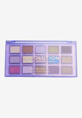 REVOLUTION REFLECTIVE PALETTE ULTRA VIOLET - Eyeshadow palette - -