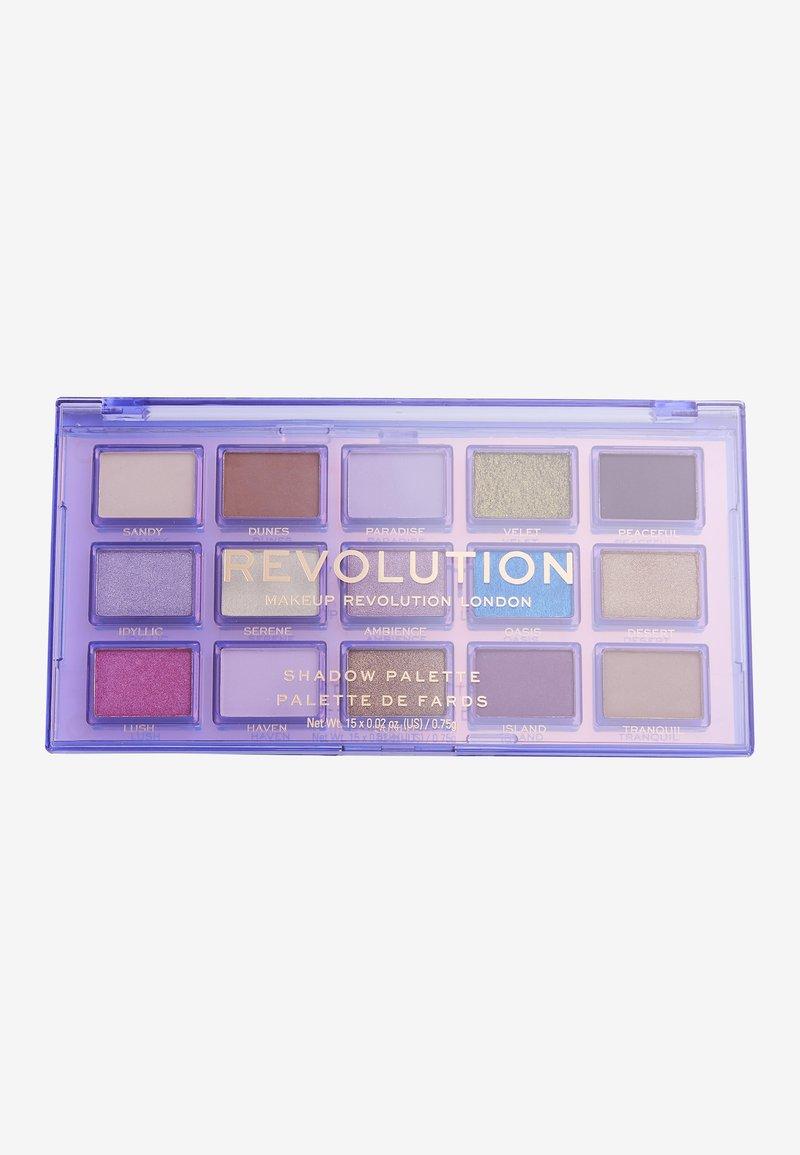 Make up Revolution - REVOLUTION REFLECTIVE PALETTE ULTRA VIOLET - Eyeshadow palette - -