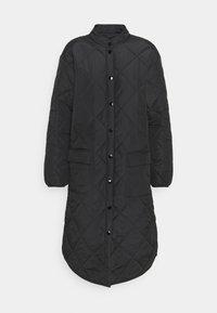 Moss Copenhagen - RANYA DEYA JACKET - Klassisk frakke - black - 0