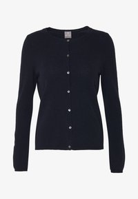 FTC Cashmere - CARDIGAN - Kardigan - midnight - 4