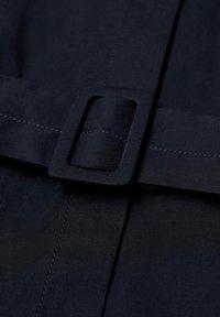 Mango - Shirt dress - azul marino - 6