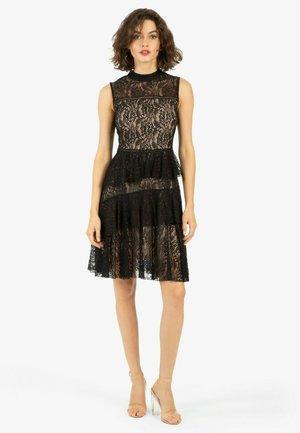 COCKTAILKLEID - Cocktail dress / Party dress - schwarz