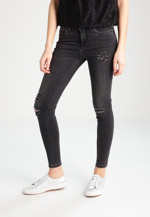 ONLKENDELL - Jeans Skinny Fit - grey denim