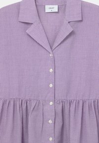 Grunt - JANE CHECK  - Robe chemise - light purple - 2
