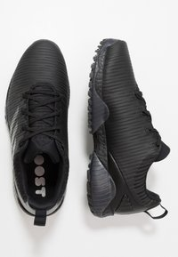 adidas Golf - CHAOS BOOST TRAXION GOLF SNEAKERS SHOES - Golfové boty - black - 1