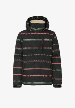 MARCEK JR - Ski jacket - true black