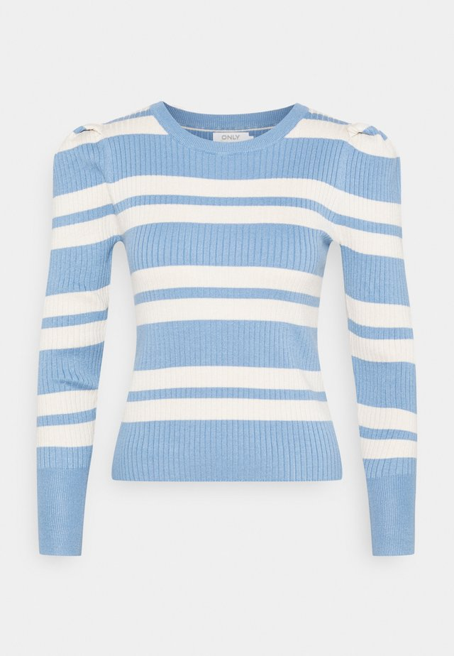 ONLEMMY PUFF - Maglione - allure/birch