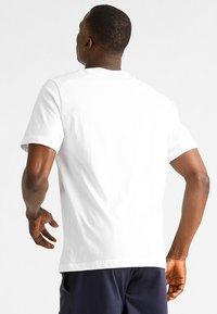 Schiesser - AMERICAN 2PACK - Undershirt - white - 3