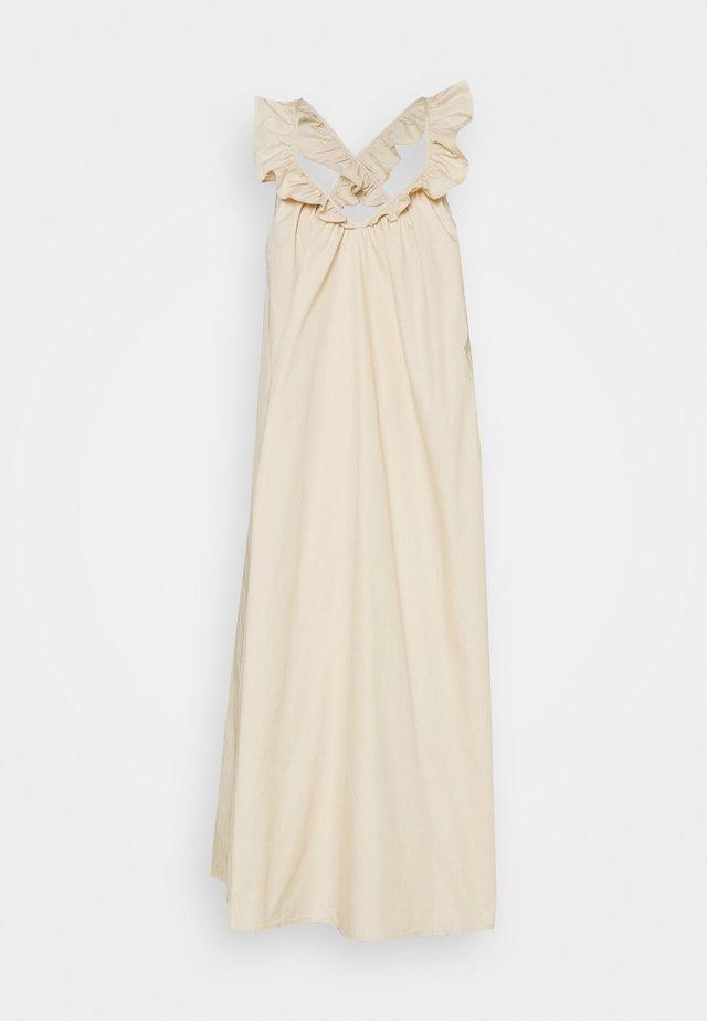 FRANCESCA DRESS - Day dress - crème brûlée