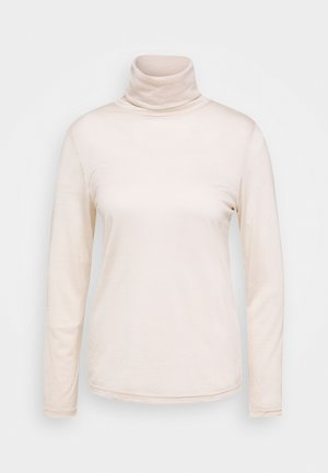 EYRUN - Long sleeved top - whitecap gray