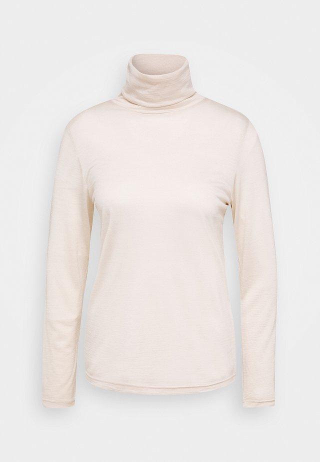 EYRUN - Long sleeved top - whitecap gray