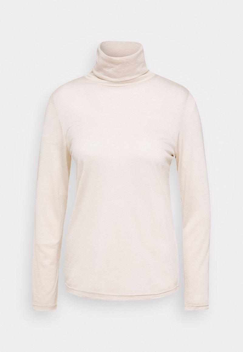 Part Two - EYRUN - Bluzka z długim rękawem - whitecap gray