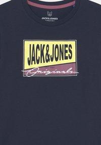 Jack & Jones Junior - JORMASON TEE CREW NECK JR - Longsleeve - navy blazer - 2