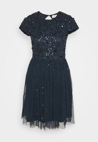 Lace & Beads Petite - NESSIA - Cocktailkjole - navy - 4