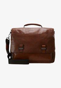 Strellson - SUTTON BRIEFBAG - Laptop bag - cognac - 6