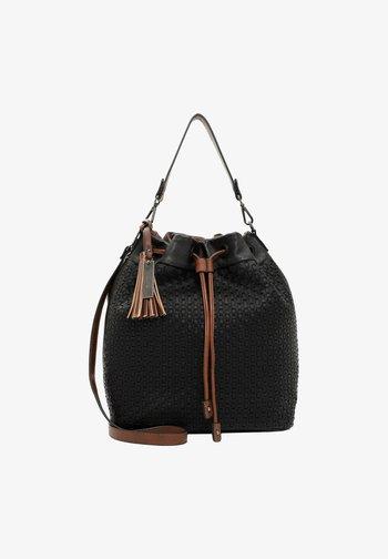 DOREY - Handbag - black