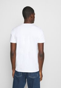 Ellesse - LOCARA - Print T-shirt - white - 2