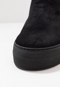 Shepherd - AMBER - Ankle boots - black - 2