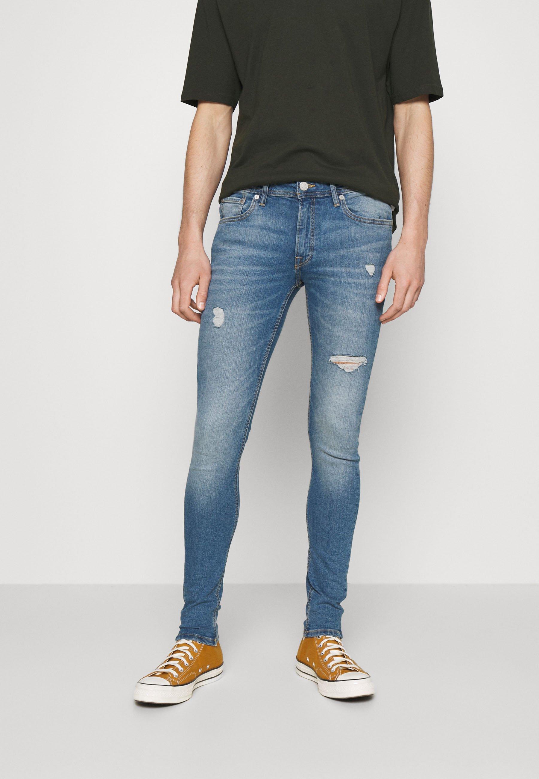 Men JJITOM JJORIGINAL - Jeans Skinny Fit