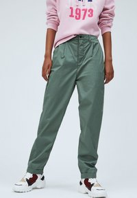 Pepe Jeans - BREEZE - Chinos - verde caqui - 0