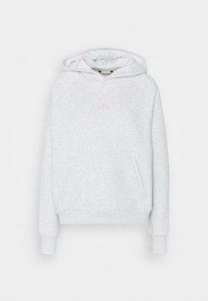 HANG ON - Hoodie - grey melange