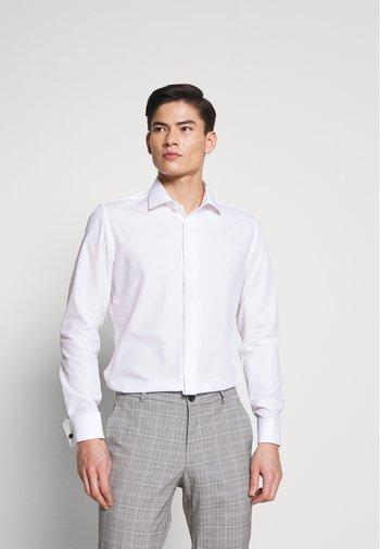 SLIM - Camicia elegante - weiß