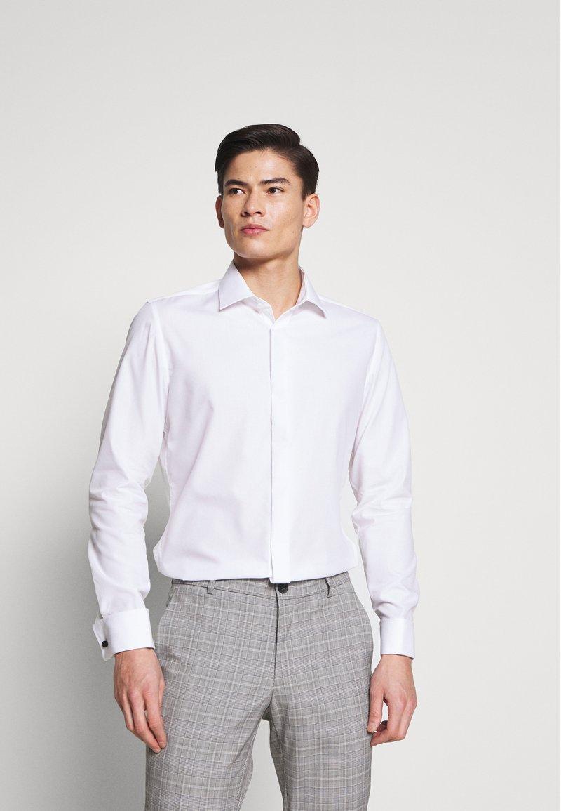 Seidensticker - SLIM - Camicia elegante - weiß