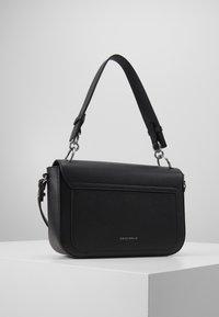Coccinelle - FLORENCE SHOULDER - Handbag - noir - 0