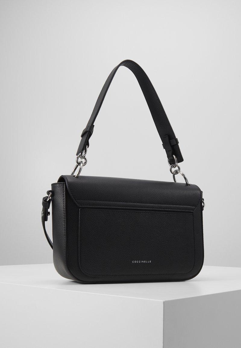 Coccinelle - FLORENCE SHOULDER - Handbag - noir