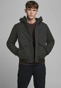 Jack & Jones PREMIUM - Winter jacket - black - 0